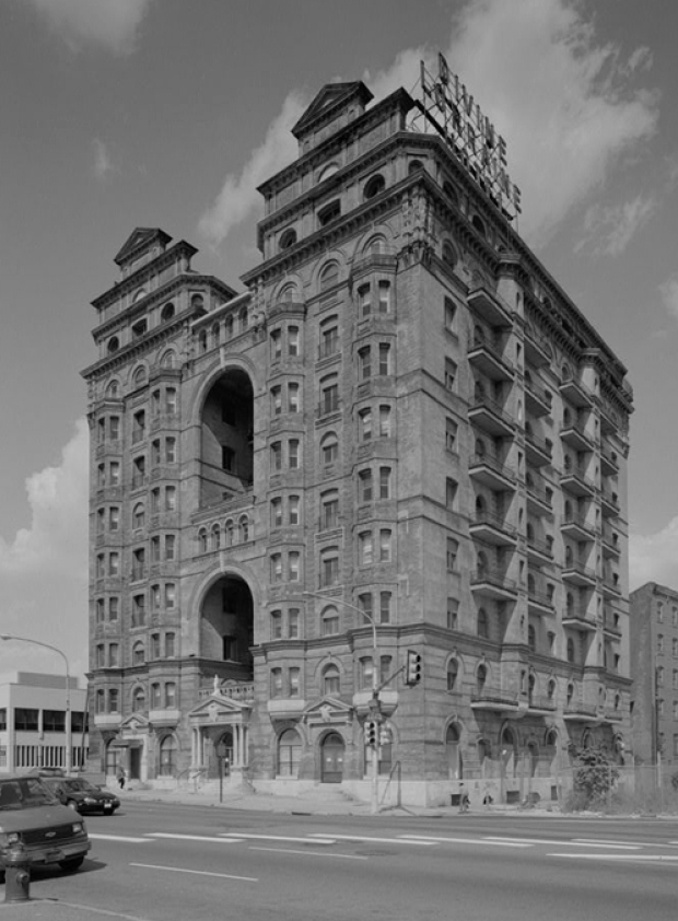 THEN AND NOW: Divine Lorraine Hotel