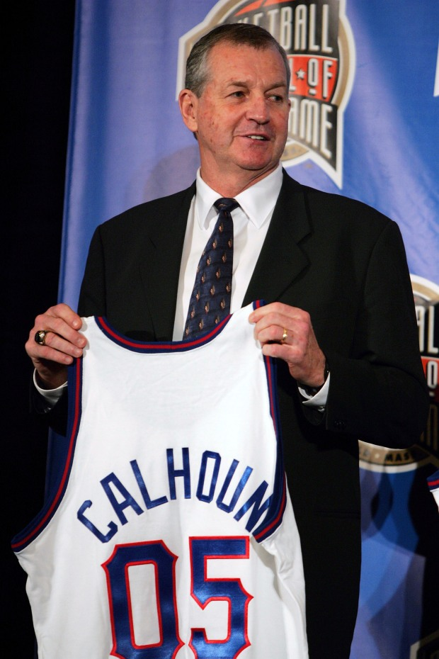 Coach Calhoun in Photos