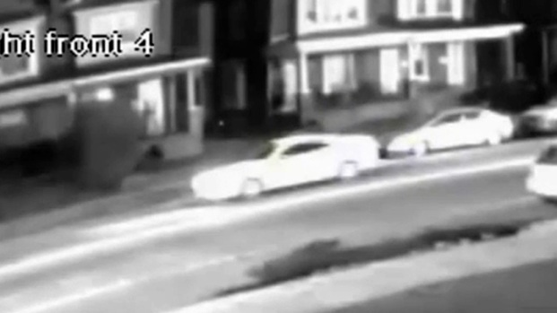 Police Video:  Hit-Run Torresdale and Cheltenham Ave