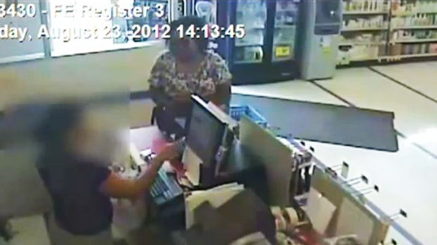Police Video:  Rite Aid Robbery 2101 East Allegheny Ave