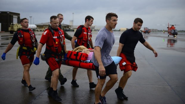 [NATL] Harvey Heroes: A Look at Rescue Efforts by Civilians, First Responders During Floods