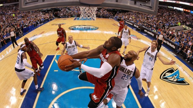 Heat Start Season With Blowout of Mavs