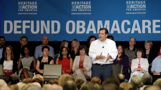 Sen. Ted Cruz Speaks at Dallas Event