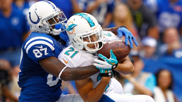 Photos: Dolphins Beat Colts