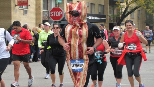2012 Bank of America Chicago Marathon Photos