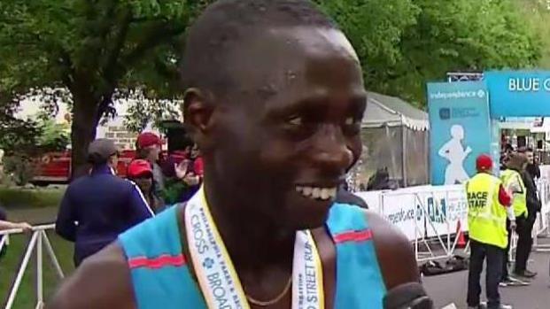 2018 Blue Cross Broad Street Run Men's Winner