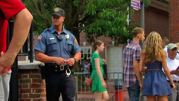 [PHI] Security Amps Up for 4th of July Celebration