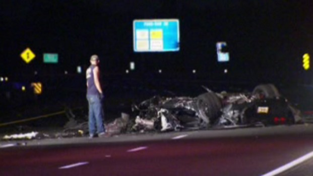 [PHI] Man Killed in I-295 Crash