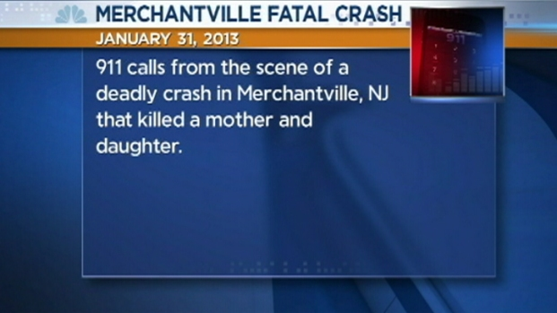 [PHI] 911 Calls From Merchantville Crash
