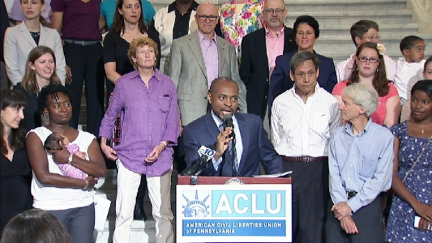 [PHI] Attorney General Holds Press Conference on ACLU Lawsuit