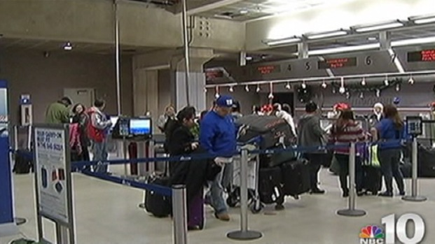 [PHI] Storm Hangover Causes Delays at Airport