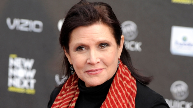 [NATL-LA] Carrie Fisher Hospitalized After Heart Attack