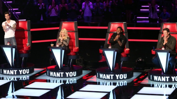 """[NATL] """"The Voice"""" Gets a Makeover"""