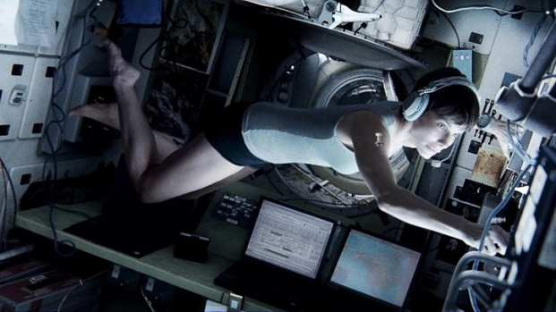 "[NATL] Sandra Bullock's Challenges While Filming ""Gravity"""