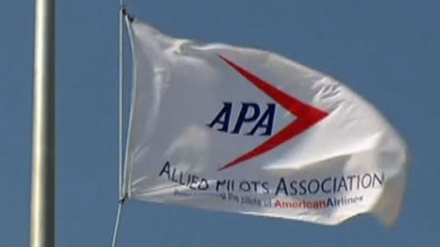 [DFW] APA Ready to Talk to AA in Labor Dispute