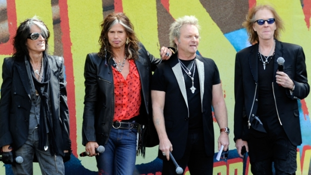 [NBCAH] Aerosmith Comes Back With A Vengeance