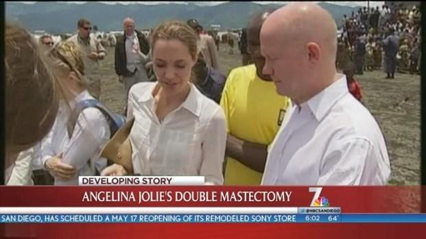 [DGO] Angelina Jolie Reveals Double Mastectomy