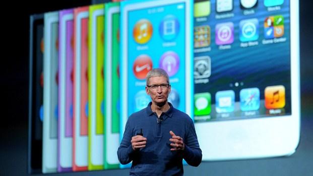 [BAY] Apple Unveils iPad Mini and More
