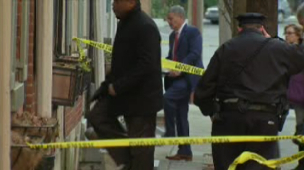 [PHI] Burning Woman's Body Found in Center City