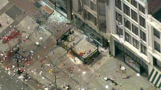 [PHI] Boston Marathon Blast Aftermath