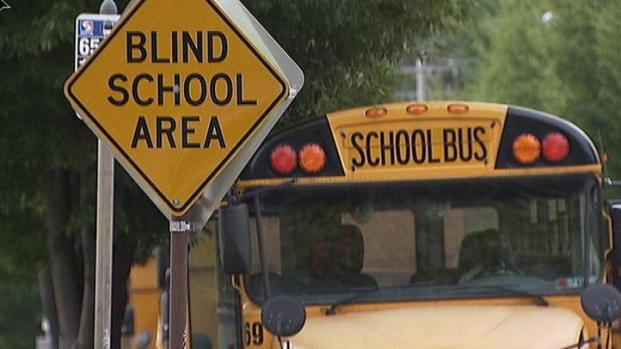 [PHI] Caught on Camera: Drivers Speed Past School for the Blind