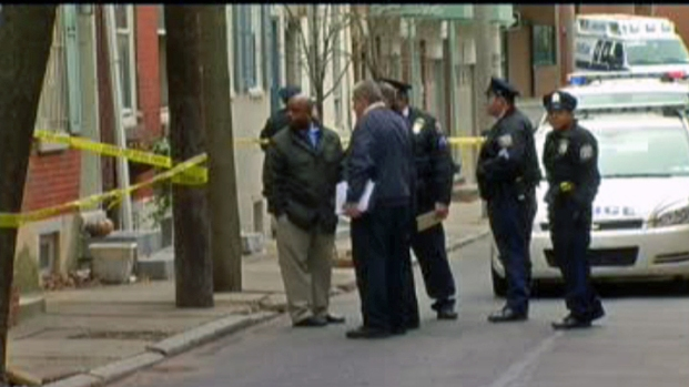 [PHI] Burned Body Found in Center City Basement