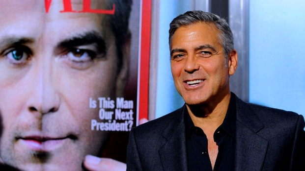 "[NBCAH] George Clooney Dishes About the ""Ides of March."""