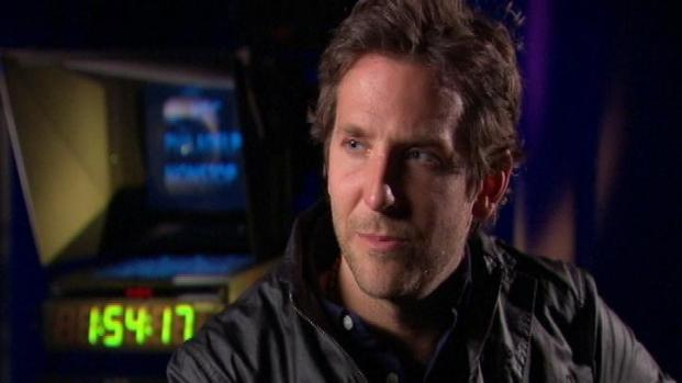 "[PHI] Bradley Cooper on the Teen Show ""Wrap Around"""