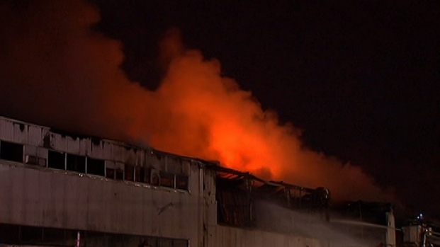 [PHI] Fire Rips Through Camden Warehouse