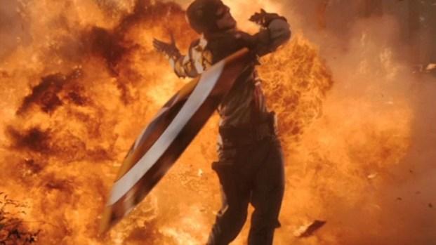 "[NATL] ""Captain America"" Trailer 2"