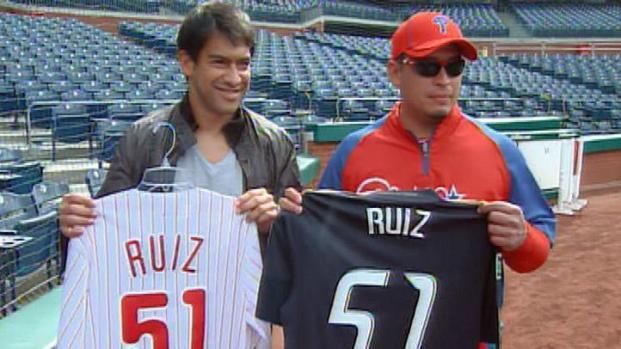 [PHI] Carlos Ruiz Meets, Well, Carlos Ruiz