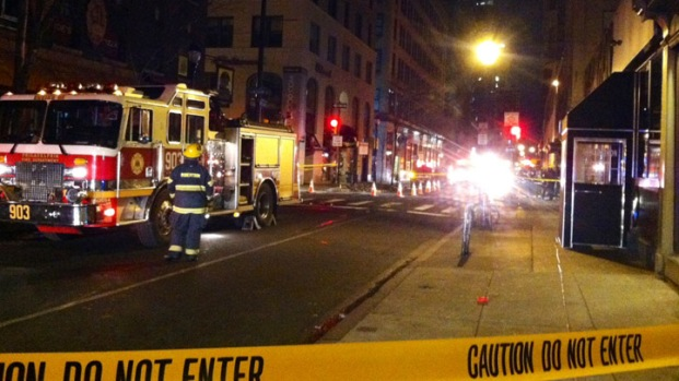 [PHI] Underground Fire, Smoke Causes Center City Apartment Evacuation