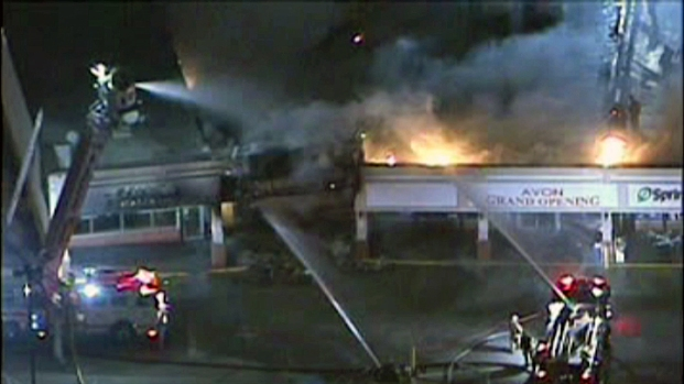 [PHI] Man Dies in Cheltenham Shopping Center Fire
