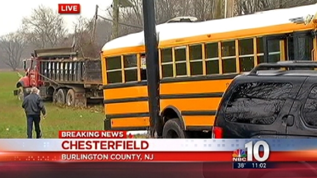 [PHI] Student Dies in Chesterfield School Bus Accident