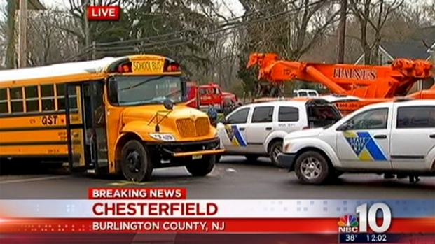 [PHI] Trooper's Daughter Killed in Chesterfield School Bus Accident