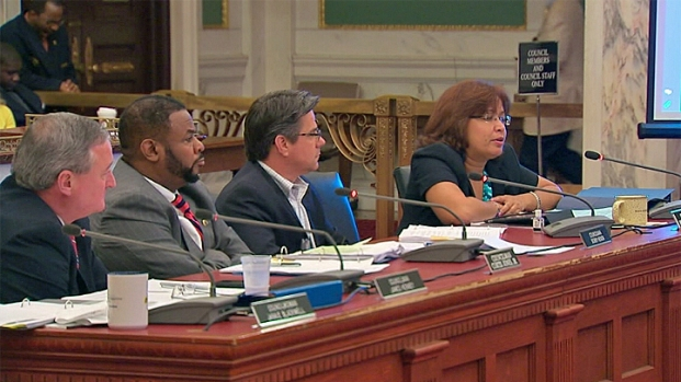 [PHI] L&I Commissioner Testifies at City Council Hearing
