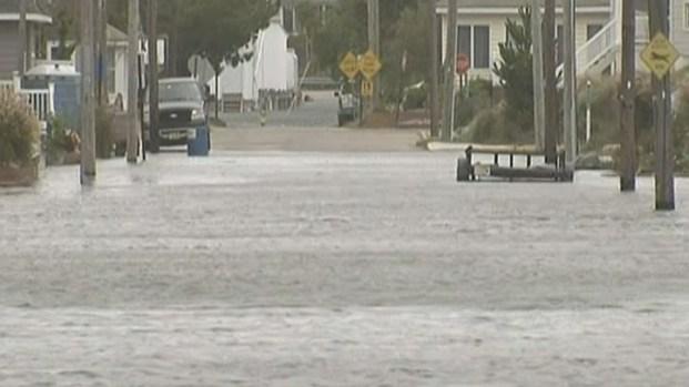 [PHI] Coastal Flooding Hits Jersey Shore