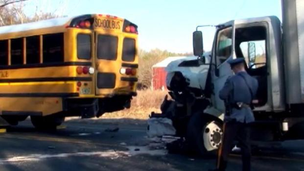 [PHI] Cumberland County School Bus Accident