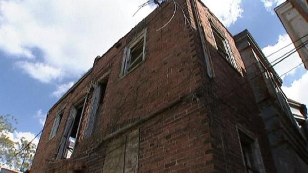 [PHI] Residents Concerned About Abandoned Building