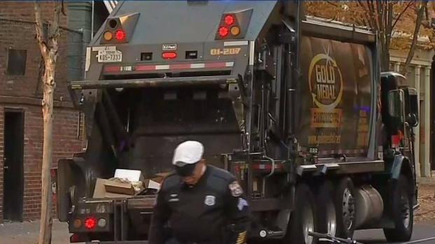 Trash Truck Strikes, Kills Philly Cyclist
