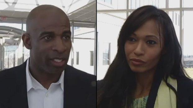 [DFW] Pilar Sanders Testifies in Courtroom Custody Battle