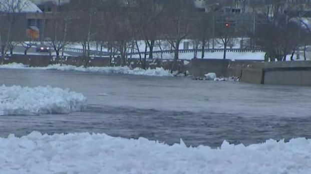 Delaware River Ice Jams Lead to Flood Warnings