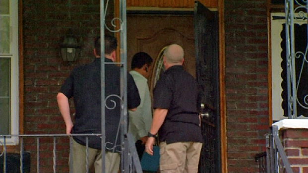 [PHI] Police Raid Contractor's Home