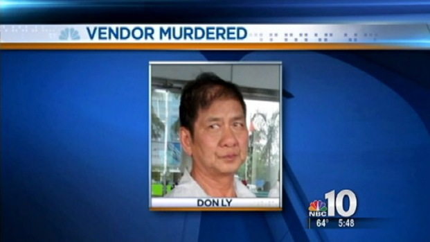 [PHI] Family and Customers Remember Fruit Vendor