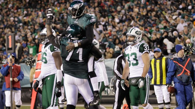 Photos: By the Numbers: Eagles Dominate Jets