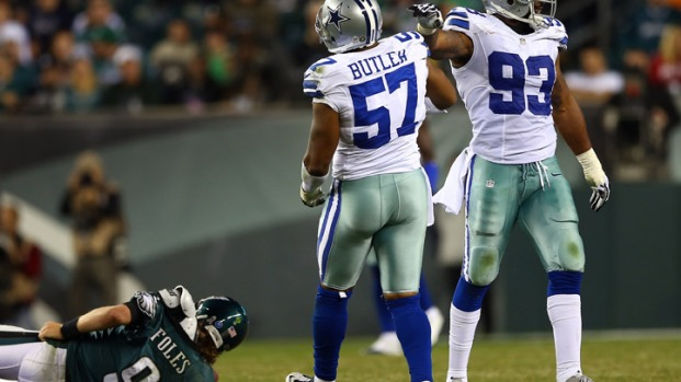 By the Numbers: Eagles Fall to Cowboys