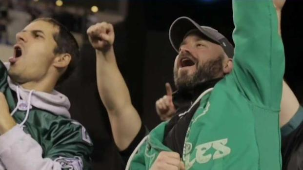Eagles Hype in Full Swing Before Playoffs