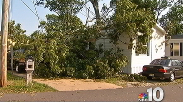 [PHI] Thousands Without Power in Atlantic County