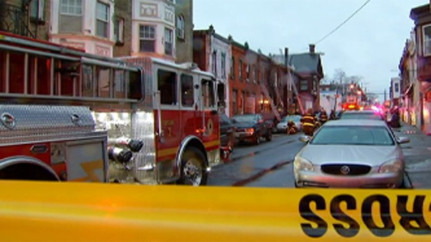 [PHI] Frankford Fire Work of Arsonist: Police