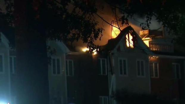 Fire Sweeps Through Pa Senior Living Home